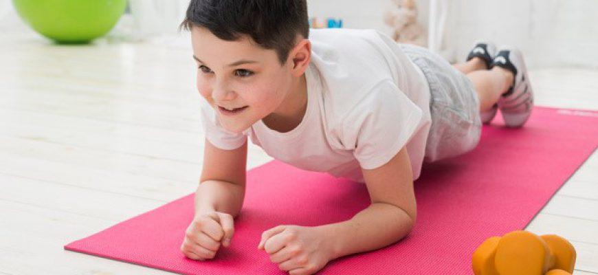 'תקופת הקורונה' – פעילות גופנית לילדים בעלי הפרעות קשב וריכוז