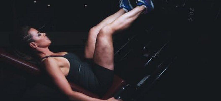 השפעת חיזוק שרירי הרגליים באופן מושכל על מסת השרירים הכוללת