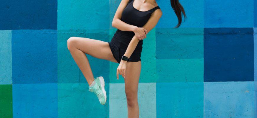 הארכת שרירים  והיציבה בעת ביצוע תכנית אימונים