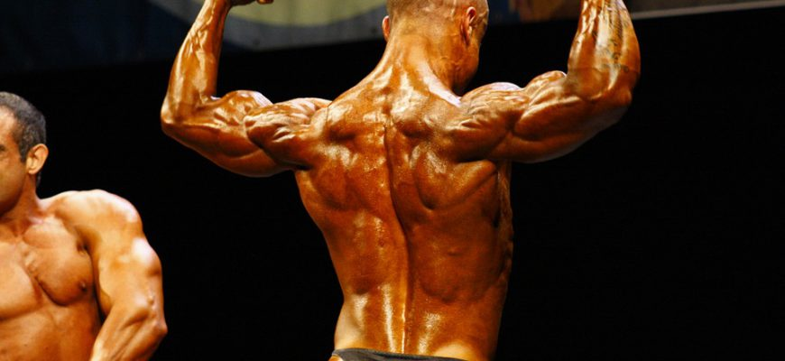 פיתוח גוף – ספורט בריא?