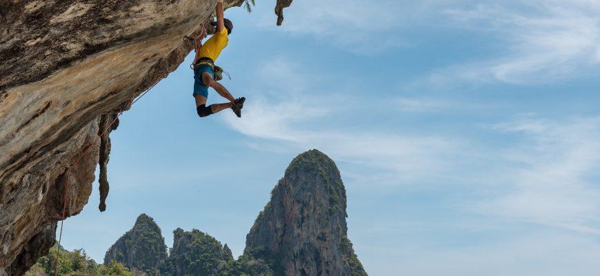 טיפוס הרים וההשפעה על חיזוק השרירים המייצבים
