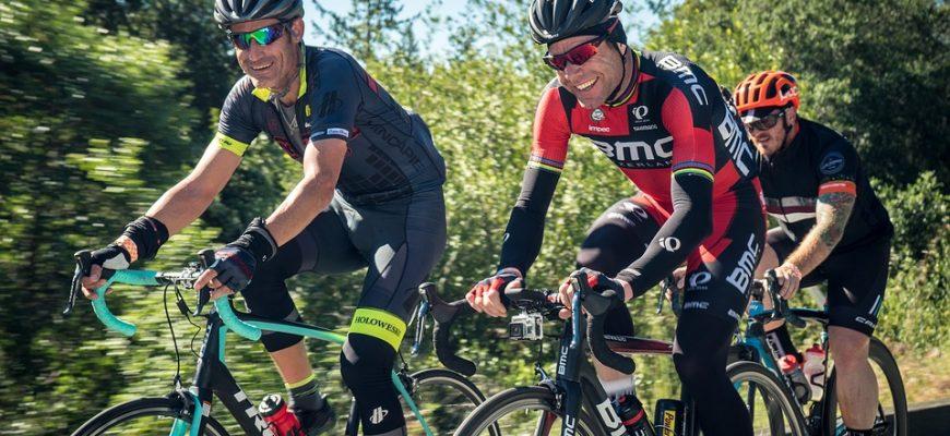 חשיבות גמישות פושטי הירך וכופפי הברך אצל רוכבי אופניים