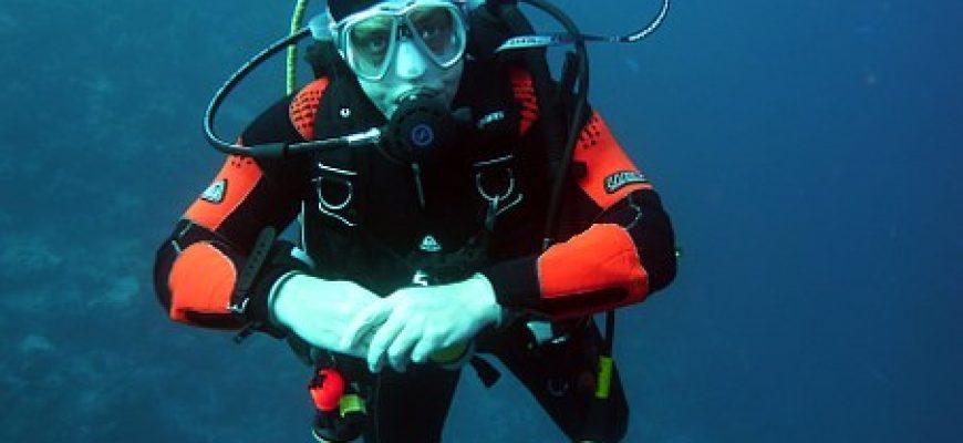 האם צלילה הינה פעילות גופנית?