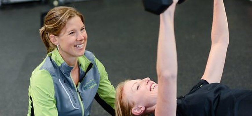 אימון במטרה לשפר מצב בריאותי