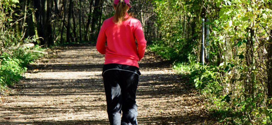 הליכה  אצל נשים הסובלות מהשמנת יתר והשמנה מורבידית (קיצונית)
