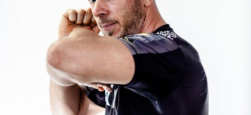 איזון שרירים אצל אתלטים