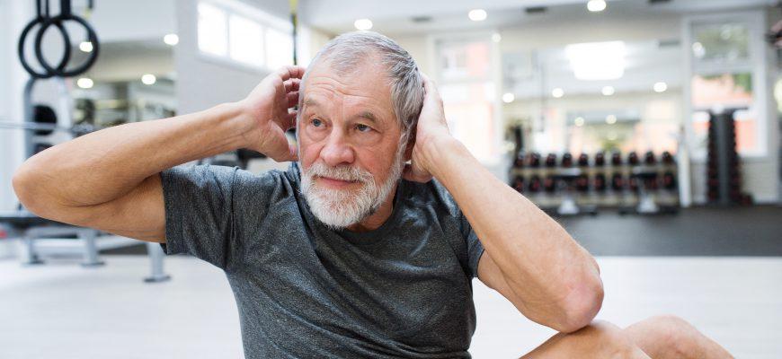 חיזוק שרירי הבטן אצל העוסקים בספורט חובבני-מקצועני