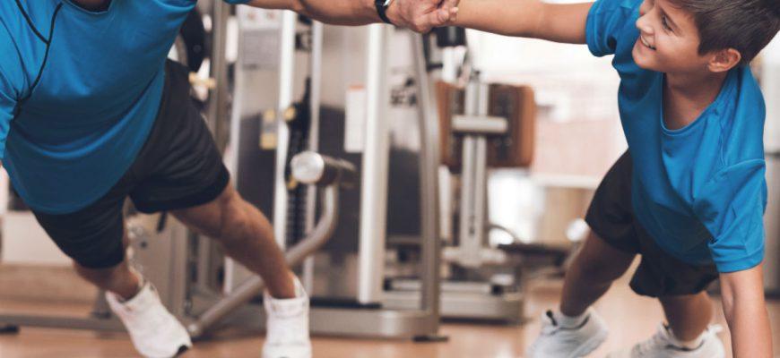 אימון בחדר הכושר ושיפור יכולות