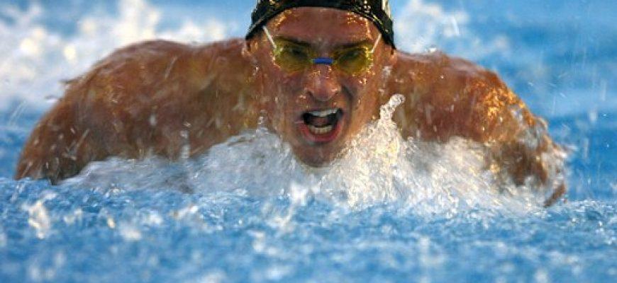 הרכב הגוף אצל שחיינים והקשר למהירות השחייה