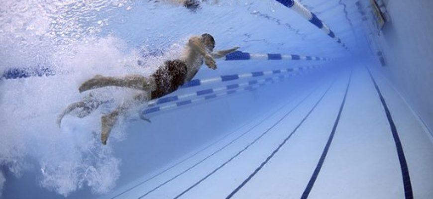נשימה, שחיה, והוצאת קלוריות