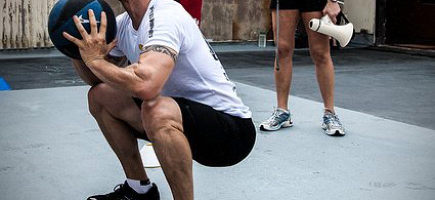 חשיבות הרכב הגוף בביצוע תרגילים כנגד משקל גוף ובד בבד – בקרוספיט